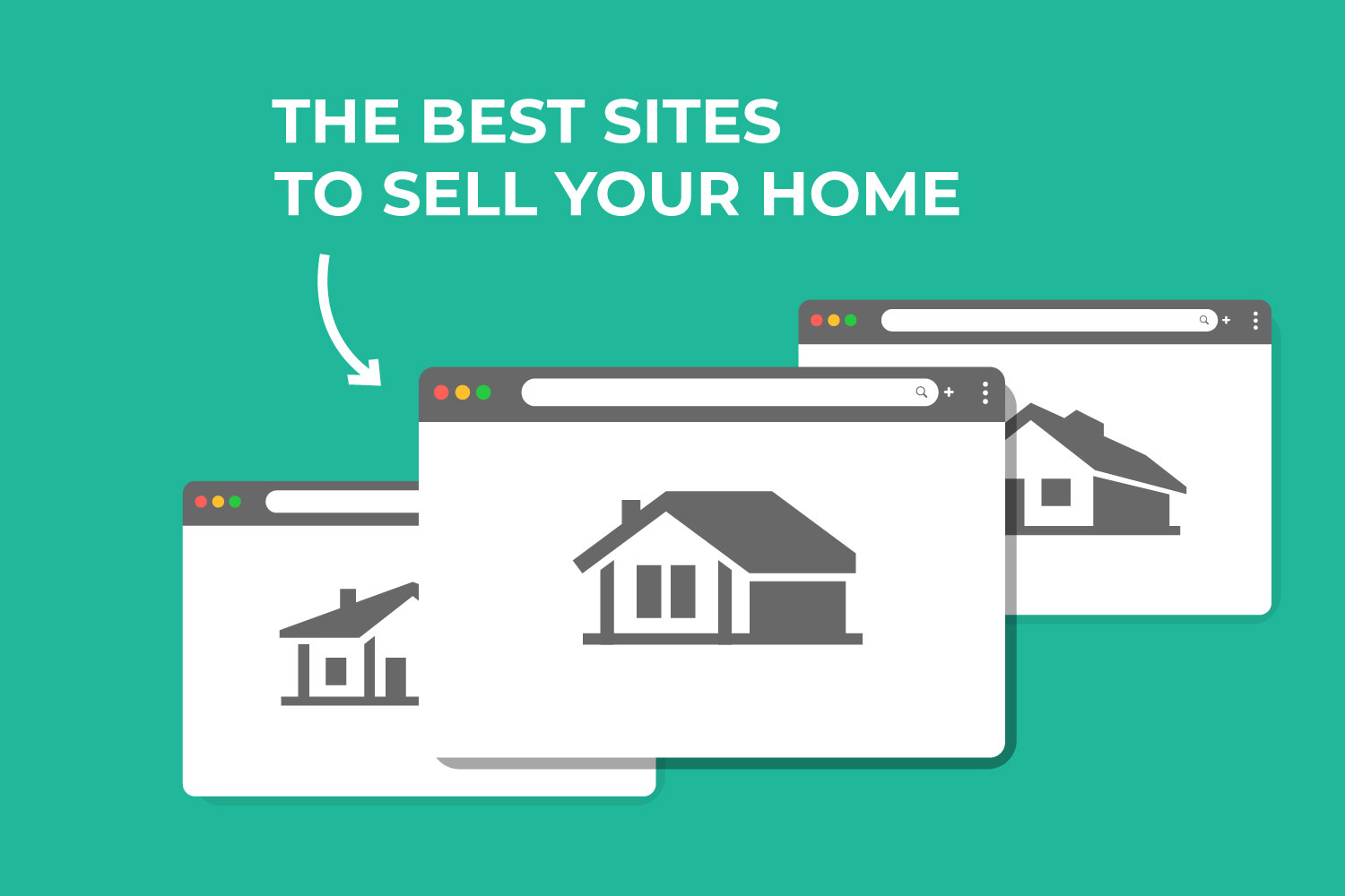 websites that show FSBO homes for sale