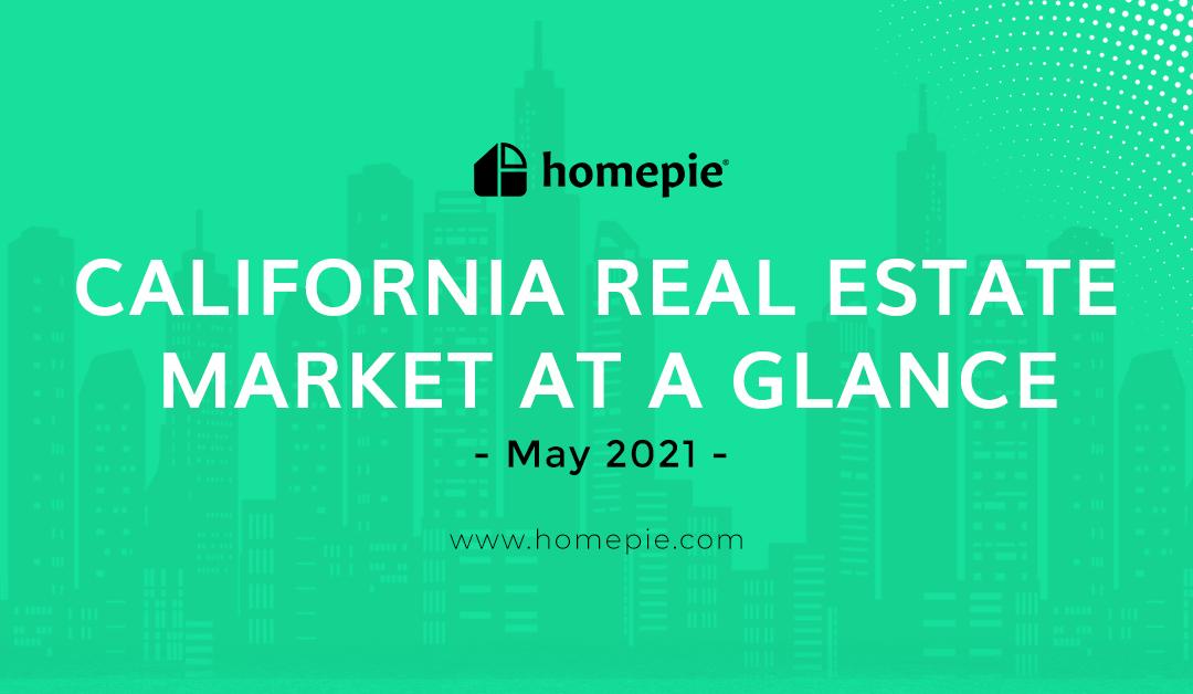 California Real Estate Market At A Glance – May 2021