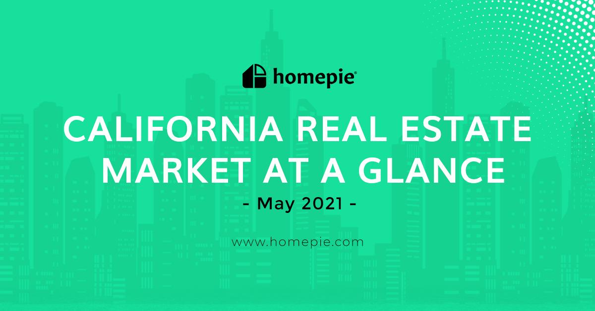 California Real Estate - May 2021